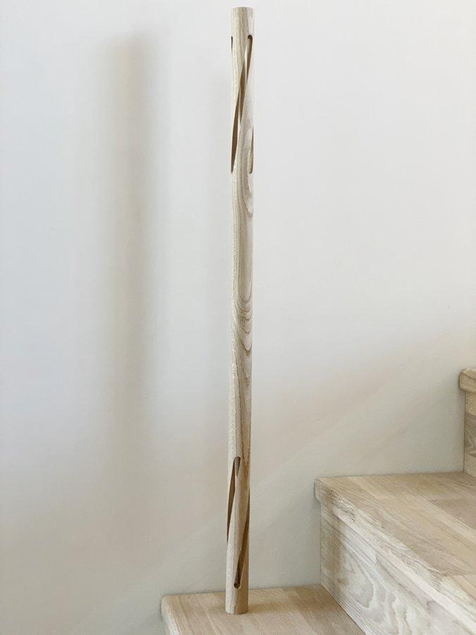 Virpoti - rēzēti koka reliņi- Forma 5