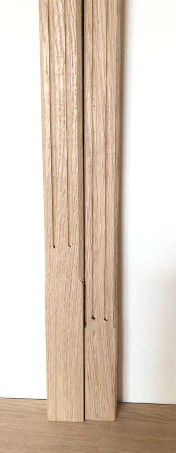 Frēzēts koka spraislis 4