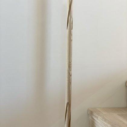 Virpoti-frēzēti koka reliņi (Forma 5)